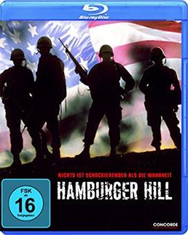 Hamburger Hill (1987) [Blu-ray] [Gebraucht - Zustand (Sehr Gut)]