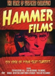The Icons of Suspense Collection: Hammer Films (3 Discs) [US Import]