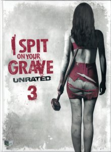 I Spit on your Grave 3 - Vengeance is Mine (Limited Mediabook, Blu-ray+DVD, Cover B) (2015) [FSK 18] [Blu-ray]
