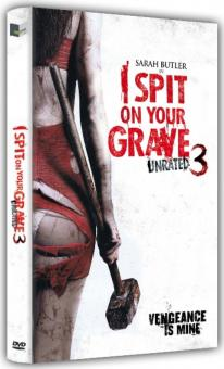 I Spit on your Grave 3 - Vengeance is Mine (Uncut, Große Hartbox, Cover B) (2015) [FSK 18]