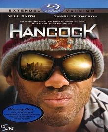 Hancock (Extended Version, Steelbook) (2008) [Blu-ray]