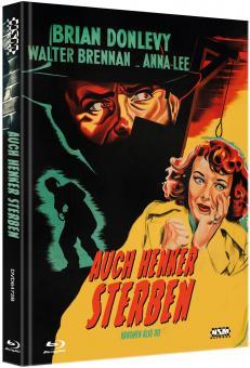 Auch Henker sterben (Limited Mediabook, Blu-ray+DVD, Cover B) (1943) [Blu-ray]
