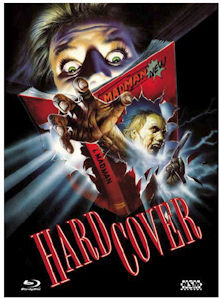 Hardcover (I, Madman) (Limited Mediabook, Blu-ray+DVD, Cover A) (1989) [Blu-ray]