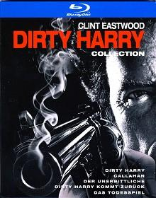 Dirty Harry Collection (5 Discs) [FSK 18] [Blu-ray]