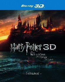 Harry Potter und die Heiligtümer des Todes (Teil 1 + Teil 2 in 3D) [3D Blu-ray]