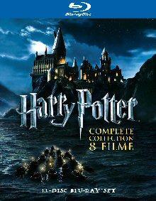 Harry Potter Komplettbox (11 Discs) [Blu-ray]