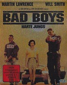 Bad Boys - Harte Jungs (Steelbook) (1995) [FSK 18] [Blu-ray]