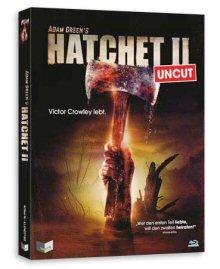Hatchet 2 (Uncut Edition) (2010) [FSK 18] [Blu-ray]
