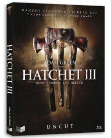 Hatchet III (Uncut, Neuauflage) (2013) [FSK 18] [Blu-ray]