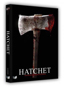 Hatchet (Limited Mediabook, Blu-ray+2 DVDs, Cover B) (2006) [FSK 18] [Blu-ray]