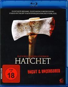 Hatchet (Uncut) (2006) [FSK 18] [Blu-ray]