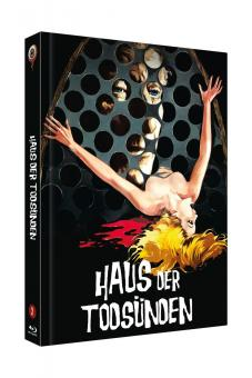 Haus der Todsünden (Limited Mediabook, Blu-ray+DVD, Cover A) (1975) [FSK 18] [Blu-ray]