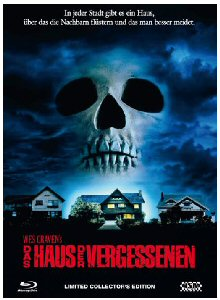 Das Haus der Vergessenen (Limited Uncut Mediabook, Blu-ray+DVD, Cover A) (1991) [FSK 18] [Blu-ray]