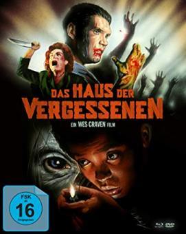 Das Haus der Vergessenen (Limited Uncut Mediabook, Blu-ray+2 DVDs) (1991) [Blu-ray]