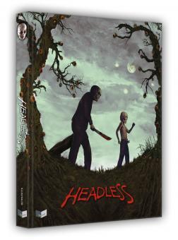 Headless (Limited Mediabook, Blu-ray+DVD, Cover B) (2015) [FSK 18] [Blu-ray]