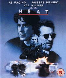 Heat (1995) [UK Import mit dt. Ton] [Blu-ray]