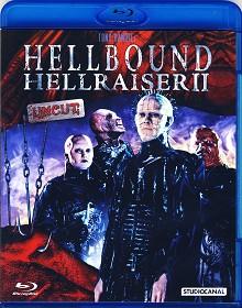 Hellraiser 2 - Hellbound (Uncut) (1988) [FSK 18] [Blu-ray]