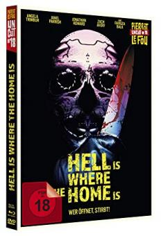 Hell Is Where The Home Is (Limited Mediabook, Blu-ray+DVD) (2018) [FSK 18] [Blu-ray]