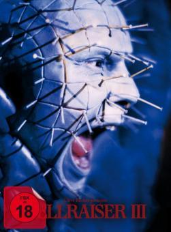 Hellraiser III - Hell on Earth (Limited Mediabook, Blu-ray+DVD, Cover A) (1992) [FSK 18] [Blu-ray]
