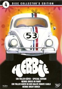 Herbie - Collection [4 DVDs]