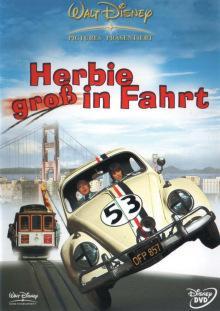 Herbie groß in Fahrt (1974)
