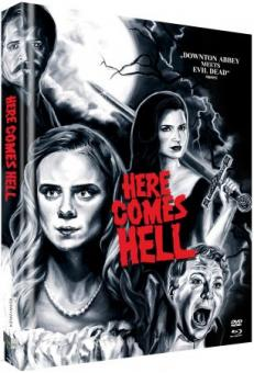 Here comes Hell (Limited Mediabook, Blu-ray+DVD, Cover A) (2019) [FSK 18] [Blu-ray]