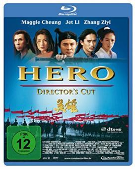 Hero (Director's Cut) (2002) [Blu-ray]