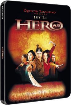 Hero (Limited Steelbook) (2002) [UK Import] [Blu-ray]