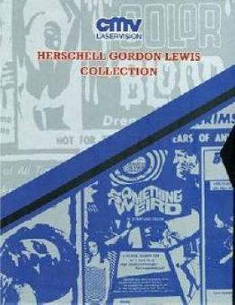 Herschell Gordon Lewis Collection (12 DVDs) [FSK 18]
