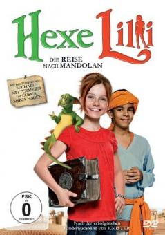 Hexe Lilli - Die Reise nach Mandolan (2011)