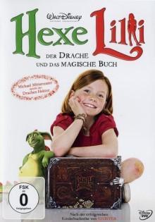 Hexe Lilli - Der Drache und das magische Buch (2008)