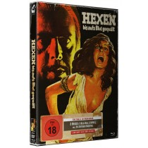 Hexen bis aufs Blut gequält - Mark of the Devil (Limited Mediabook, Blu-ray+2 DVDs, Cover A) (1970) [FSK 18] [Blu-ray]
