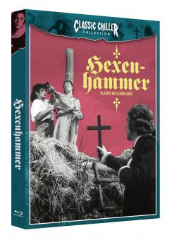 Der Hexenhammer - Die Hexenjagd (3 Disc Limited Edition, Blu-ray+2 CD's) (1970) [Blu-ray]