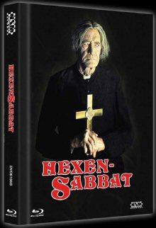 Hexensabbat (Limitiertes Mediabook, Blu-ray+DVD, Cover B) (1977) [FSK 18] [Blu-ray]