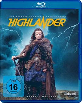 Highlander - Es kann nur einen geben (1986) [Blu-ray]