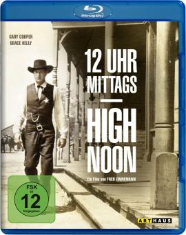 12 Uhr mittags - High Noon (1952) [Blu-ray]