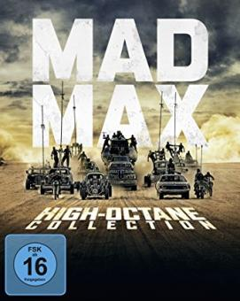 Mad Max - High Octan Collection (7 Disc) [Blu-ray]