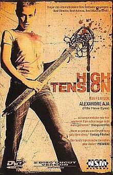 High Tension (2 DVDs Uncut Version) (2003) [FSK 18]