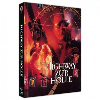 Highway zur Hölle (Limited Mediabook, Blu-ray+DVD, Cover D) (1991) [Blu-ray]