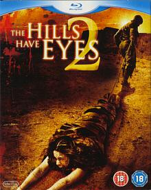 The Hills have Eyes 2 (Uncut Version) (2007) [FSK 18] [UK Import mit dt. Ton] [Blu-ray]
