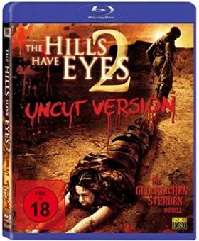 The Hills have Eyes 2 (Uncut Version) (2007) [FSK 18] [Blu-ray]