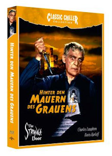 The Strange Door - Hinter den Mauern des Grauens (Limited Edition, Blu-ray+CD) (1951) [Blu-ray]