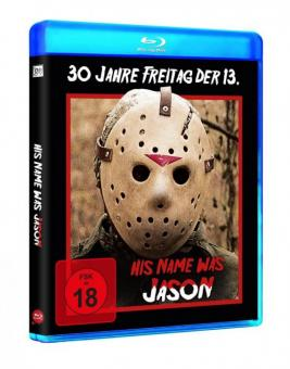 His Name was Jason (Uncut inkl. Wendecover) (2009) [FSK 18] [Blu-ray]
