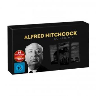 Alfred Hitchcock-Collection (14 Discs) (Limited Edition)