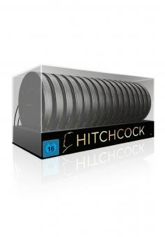 Alfred Hitchcock-Collection (16 Discs) (Limited Edition) [Blu-ray]