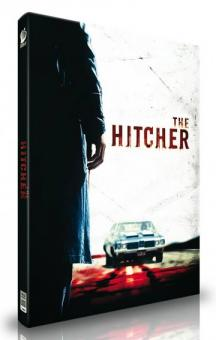 The Hitcher (Limited Mediabook, Blu-ray+CD, Cover C) (2007) [FSK 18] [Blu-ray]