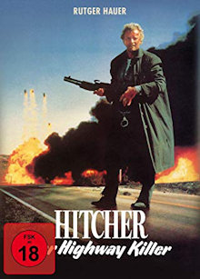 Hitcher, der Highway Killer (Limited Mediabook, Blu-ray+DVD) (1986) [FSK 18] [Blu-ray]