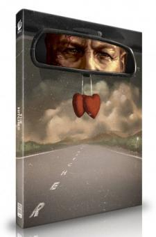 The Hitcher (Limited Mediabook, Blu-ray+CD, Cover A) (2007) [FSK 18] [Blu-ray]
