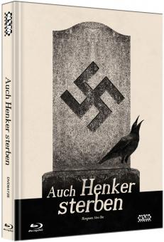 Auch Henker sterben (Limited Mediabook, Blu-ray+DVD, Cover E) (1943) [Blu-ray]
