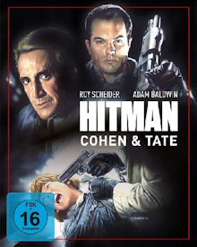 Hitman - Cohen & Tate (Limited Mediabook, Blu-ray+2 DVDs, Cover A) (1988) [Blu-ray]